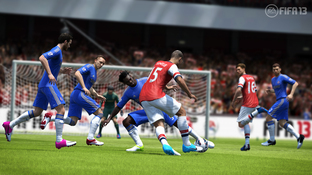 Aperçu FIFA 13 - GC 2012 Wii U - Screenshot 3