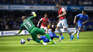 Aperçu FIFA 13 - GC 2012 Wii U - Screenshot 4