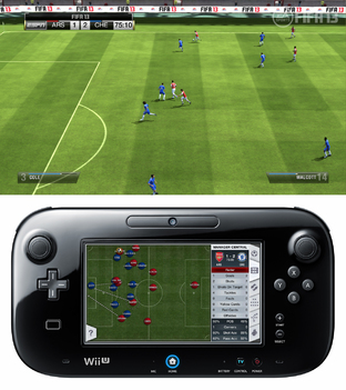 Aperçu FIFA 13 - GC 2012 Wii U - Screenshot 7