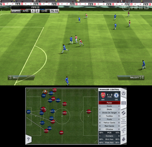 Aperçu FIFA 13 - GC 2012 Wii U - Screenshot 8