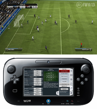Aperçu FIFA 13 - GC 2012 Wii U - Screenshot 11