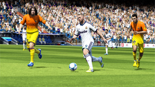 FIFA 13 : Images de la version Wii U