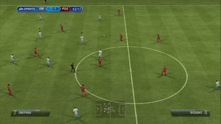 Test FIFA 13 Wii U - Screenshot 31
