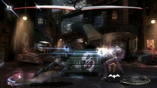 Test Injustice : Les Dieux sont Parmi Nous Wii U - Screenshot 43