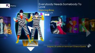 Test Just Dance 4 Wii U - Screenshot 30