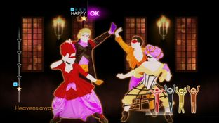 Test Just Dance 4 Wii U - Screenshot 33