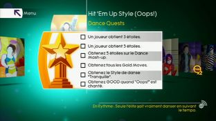 Test Just Dance 4 Wii U - Screenshot 36
