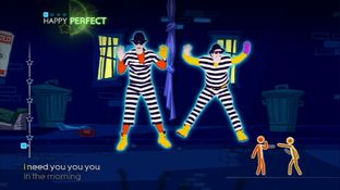 Test Just Dance 4 Wii U - Screenshot 37