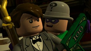 Test LEGO Batman 2 : DC Super Heroes Wii U - Screenshot 13