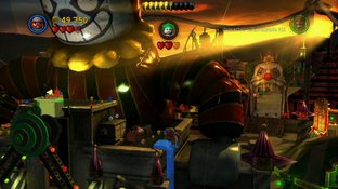 Test LEGO Batman 2 : DC Super Heroes Wii U - Screenshot 14