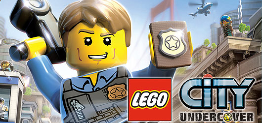 test du jeu lego city undercover sur wiiu. Black Bedroom Furniture Sets. Home Design Ideas