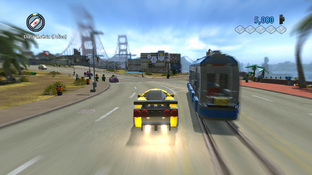 Aperçu LEGO City Undercover Wii U - Screenshot 20