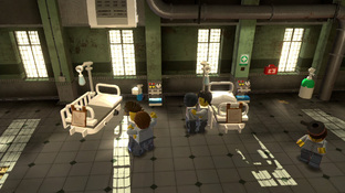 Aperçu LEGO City Undercover Wii U - Screenshot 21