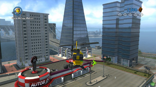Aperçu LEGO City Undercover Wii U - Screenshot 22