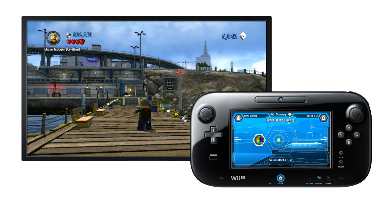 Images LEGO City Undercover Wii U - 25