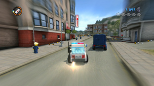 Aperçu LEGO City Undercover Wii U - Screenshot 24