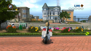 Aperçu LEGO City Undercover Wii U - Screenshot 25
