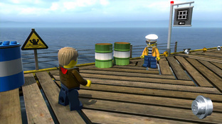 Aperçu LEGO City Undercover Wii U - Screenshot 27