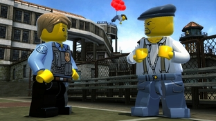 Aperçu Lego City Undercover Wii U - Screenshot 40