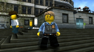 Aperçu Lego City Undercover Wii U - Screenshot 42