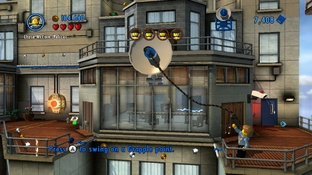 Aperçu Lego City Undercover Wii U - Screenshot 43