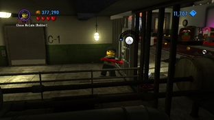 Aperçu Lego City Undercover Wii U - Screenshot 44
