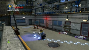 Aperçu Lego City Undercover Wii U - Screenshot 45