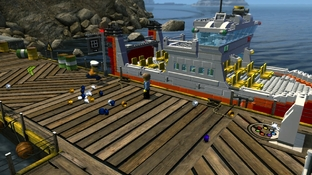 Aperçu Lego City Undercover Wii U - Screenshot 46