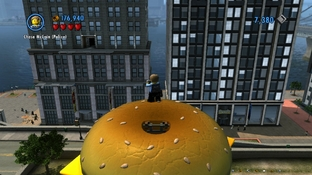 Aperçu Lego City Undercover Wii U - Screenshot 47