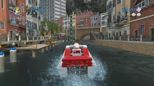Solution Lego City Undercover Apollo Island