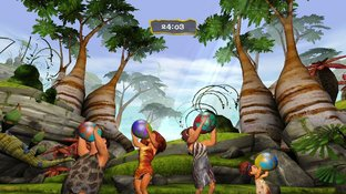 Images Les Croods : Fête Préhistorique Wii U - 1
