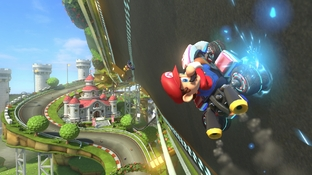 Aperçu Mario Kart 8 - E3 2013 Wii U - Screenshot 1
