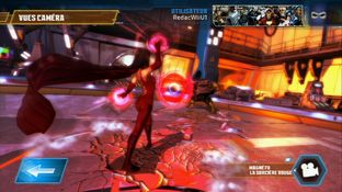 Test Marvel Avengers : Battle for Earth Wii U - Screenshot 24