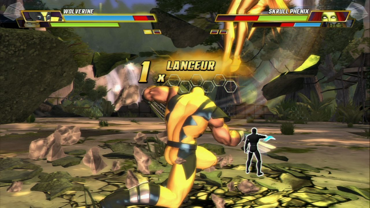 Images Marvel Avengers : Battle for Earth Wii U - 32
