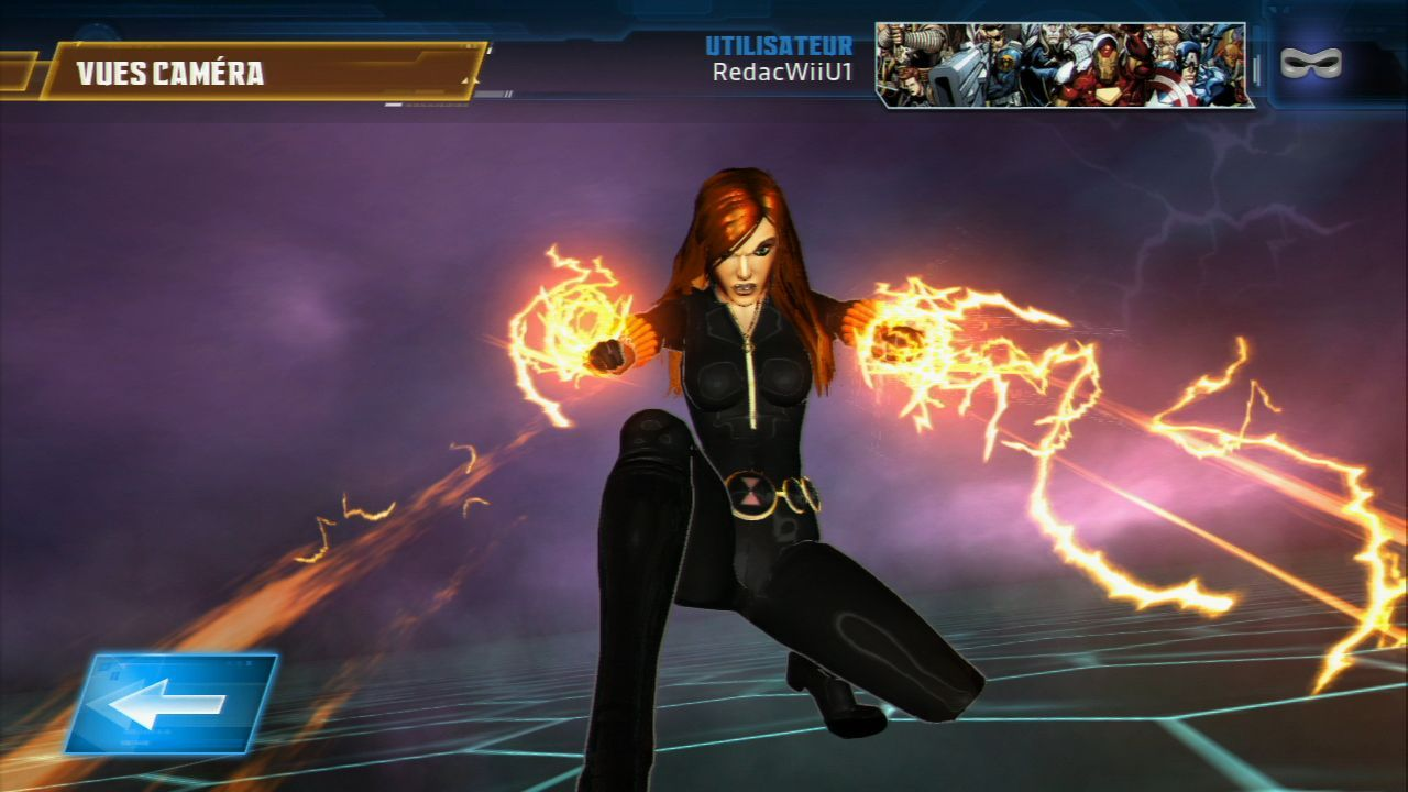Images Marvel Avengers : Battle for Earth Wii U - 33