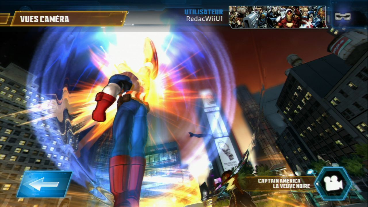 Images Marvel Avengers : Battle for Earth Wii U - 35