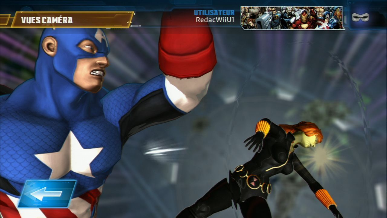 Images Marvel Avengers : Battle for Earth Wii U - 39