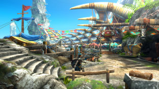 Aperçu Monster Hunter 3 Ultimate Wii U - Screenshot 1