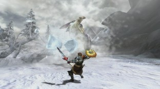 Images de Monster Hunter 3 Ultimate - Lagombi