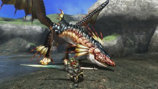 Monster Hunter 3 Wii U illustre ses animations