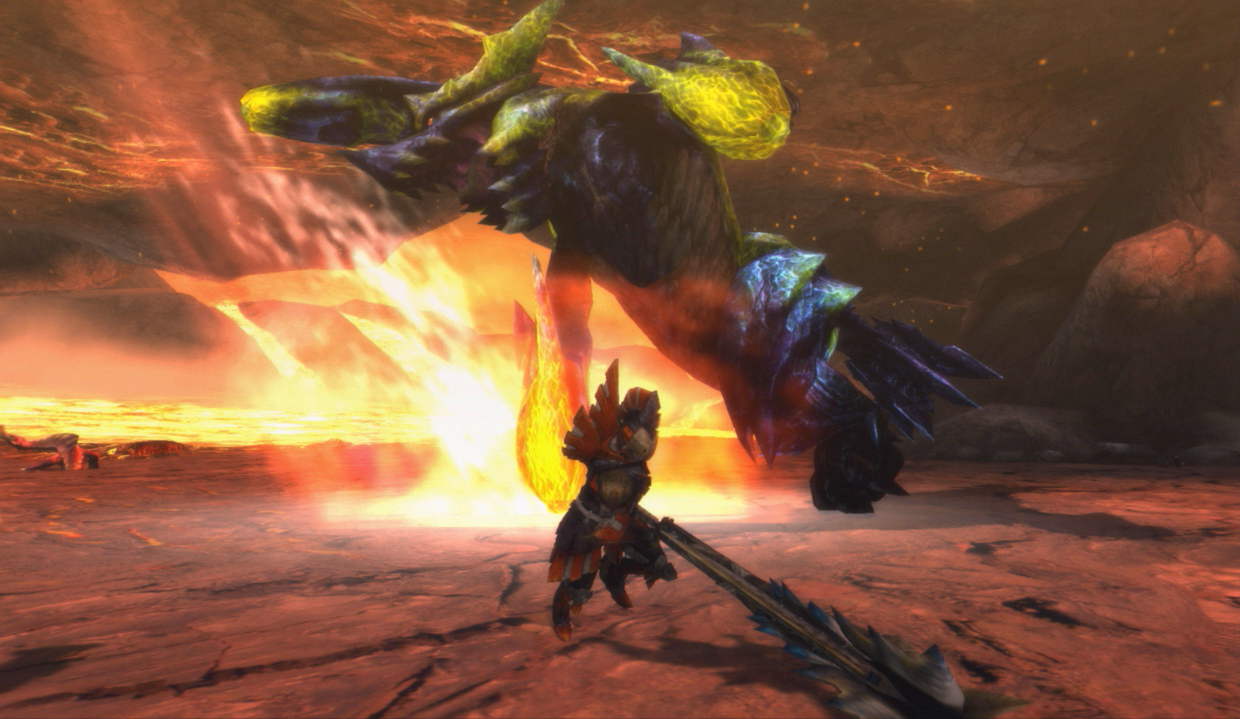 Images Monster Hunter 3 Ultimate Wii U - 94