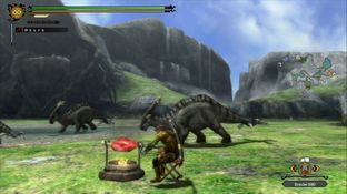 Test Monster Hunter 3 Ultimate Wii U - Screenshot 119