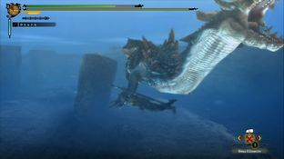 Test Monster Hunter 3 Ultimate Wii U - Screenshot 120