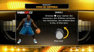 Test NBA 2K13 Wii U - Screenshot 15
