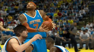 Test NBA 2K13 Wii U - Screenshot 16