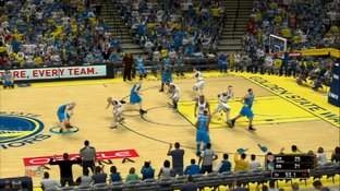 Test NBA 2K13 Wii U - Screenshot 17