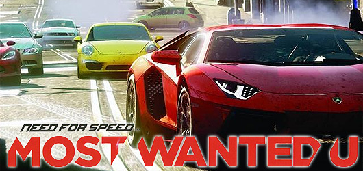 Need for Speed : Most Wanted U