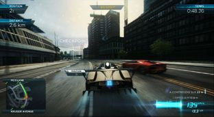 Test Need for Speed : Most Wanted U Wii U - Screenshot 5