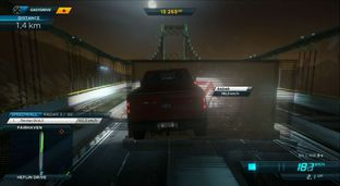 Test Need for Speed : Most Wanted U Wii U - Screenshot 6
