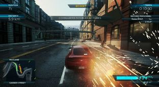 Test Need for Speed : Most Wanted U Wii U - Screenshot 7